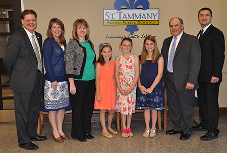 Lancaster Elementary Students Named Finalists